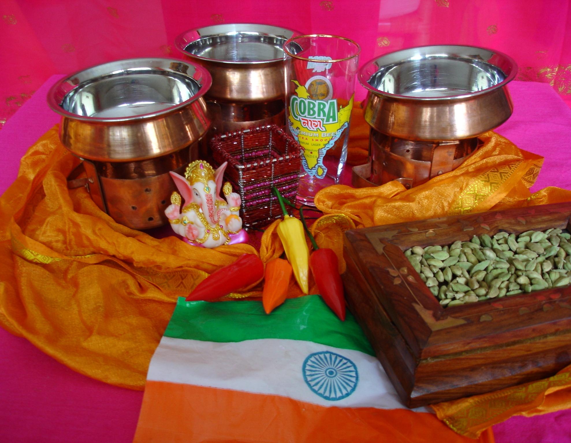 Kochkurse Chemnitz - Indisch kochen leicht gemacht