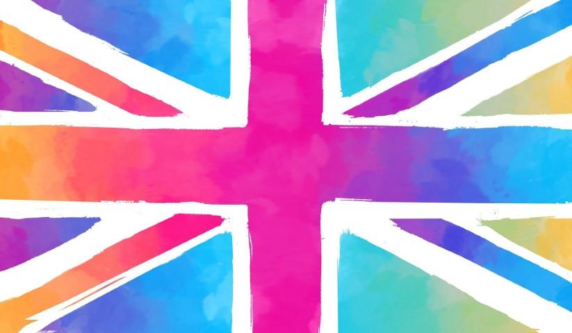 Englischkurse Chemnitz - englische Flagge
